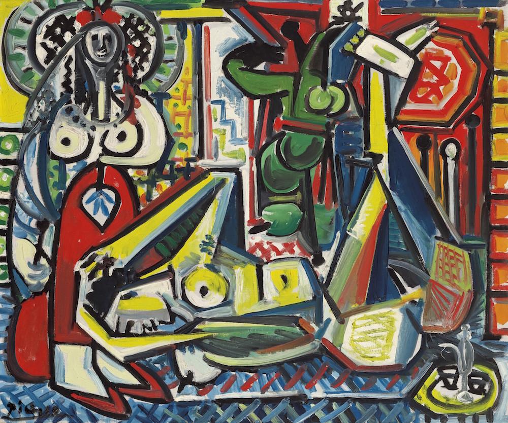 C-ONE-Picasso-Les-femmes-dAlger-version-F-copy