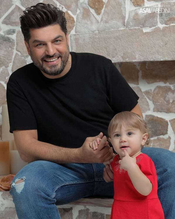 سام-درخشانی-و-دخترش