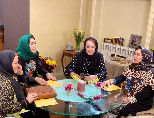 بازیگران-شام-ایرانی