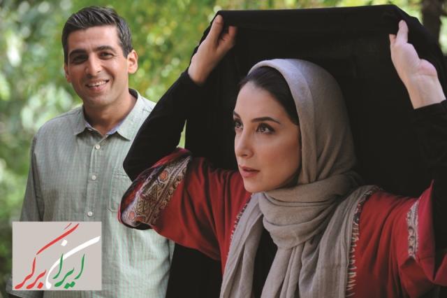 سحر-جعفری-جوزانی-در-فیلم-ایران-برگر