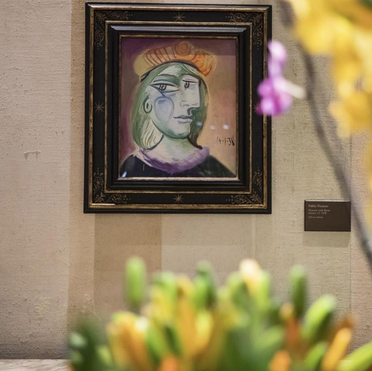 خانه حراج ساتبیز ۱۱ تابلوی پیکاسو را به مزایده میگذارد