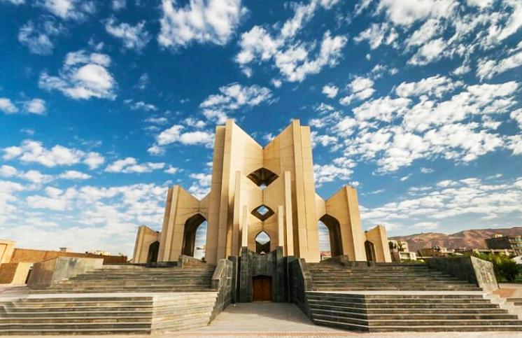 آرامگاههای تماشایی ایران