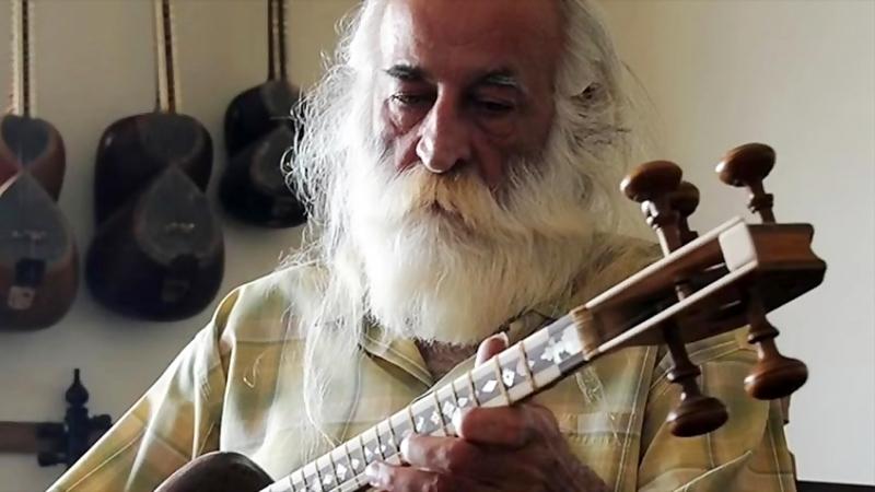 خوانندگی محمدرضا لطفی در کنسرت برکلی