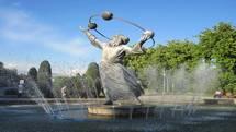 بازدید از مجسمههای تهران در فضای باز