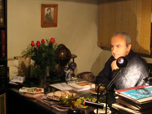 پیامی به مناسبت هشتاد و دومین زادروز استاد اکبر رادی