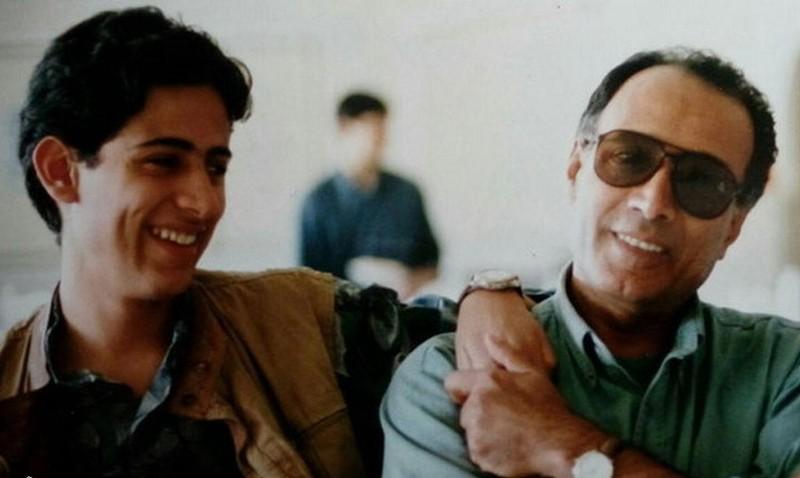 بهمن کیارستمی: یک نفر آمد که به پدرم جرات داد دست از سر ما بردارد