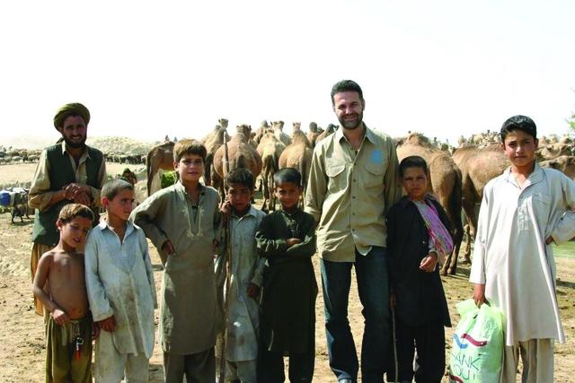 واکنش خالد حسینی به بحران افغانستان