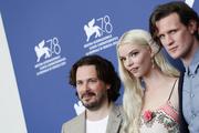 فتوکال فیلم Last Night In Soho با حضور «آنیا تیلور-جوی» و «مت اسمیت»