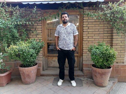 شهاب حسینی در حدی نیست که درباره مسعود کیمیایی نظر بدهد