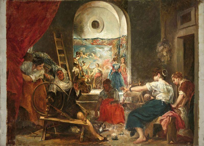 """نمایشگاه """"مهمان ناخوانده"""" نگاهی انتقادی به وضعیت زنان در هنر چه به عنوان تصویر و چه عنوان هنرمند در اسپانیای قرن نوزدهم"""