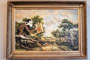 فروش تابلویی از بنکسی یک موزه را نجات داد
