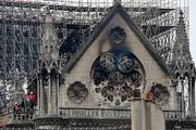 اتش سوزی کلیسای نوتردام باعث الودگی سربی در مناطق اطرافش شد