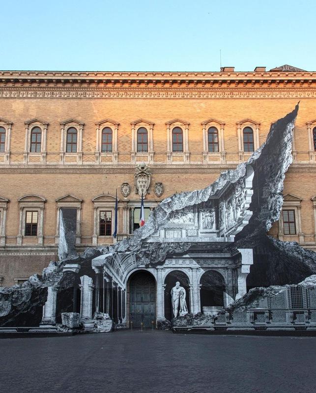 اثر جدید جیار در ایتالیا