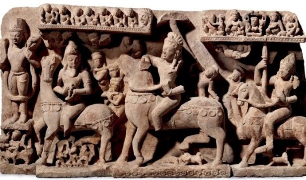 بازگشت آثار باستانی مسروقه به هندوستان