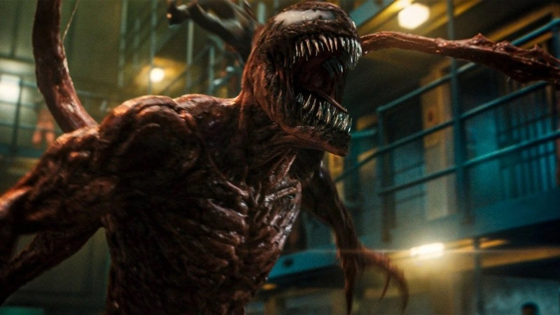 تبدیل شدن وودی هارلسون به کارنیج در ویدیو جدید فیلم Venom 2
