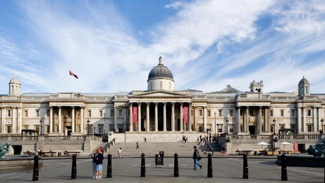 محبوبترین آثاردر بازدید مجازی از گالری ملی لندن