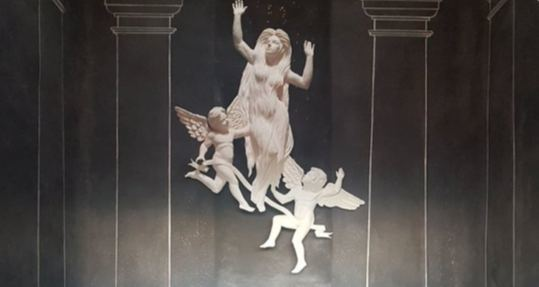 تخریب مجسمهی مریم مجدلیه در فرانسه