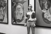 گئورگ بازلیتس ۶ تابلو به موزه متروپولیتن نیویورک اهد کرد