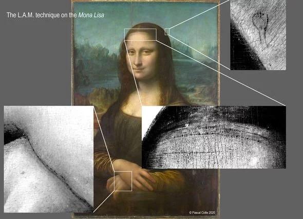 پژوهشی ۱۴ ساله اسرار جدیدی از منالیزا را فاش کرد