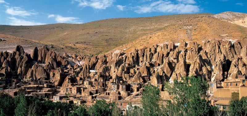 میراث فرهنگی برای روستای کندوان چه کرده است؟