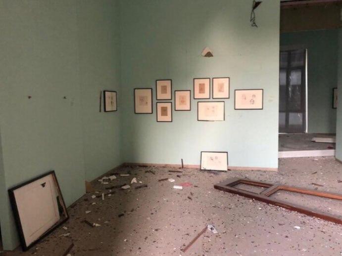 کمک مالی هنرمندان به جامعه هنری خسارت دیدهی بیروت