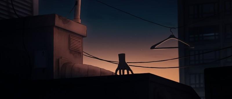 نمایش انیمیشن من بدنم را گم کردم در خانه سینما