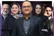مهران مدیری سریال رامبد جوان را کلید زد