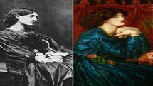 تصاویری از زنانی که مدل هنرمندان مشهور بودند
