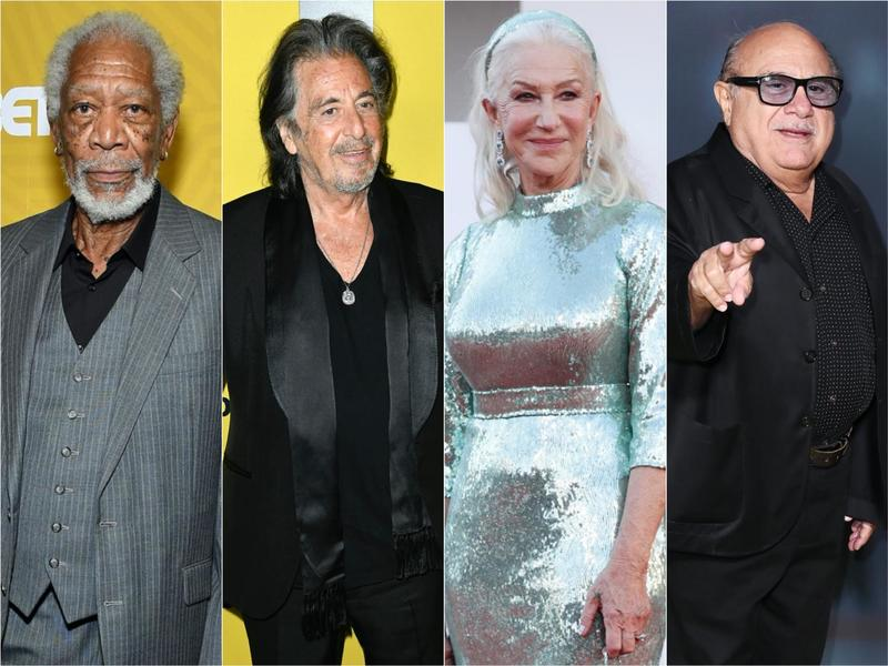 «مورگان فریمن»، «هلن میرن»، «ال پاچینو» و «دنی دویتو» به فیلم Sniff پیوستند