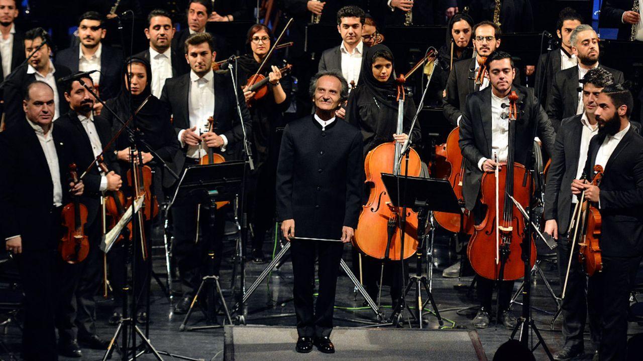 رهبر اجرای ارکستر سمفونیک تهران تغییر کرد