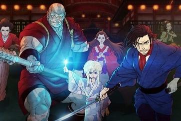 نتفلیکس تریلر انیمه Bright: Samurai Soul را منتشر کرد