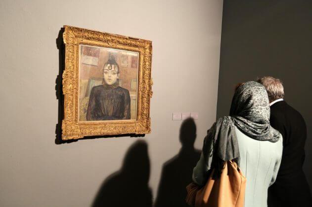 گالری های ایران تعطیل شدند