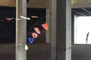 پاسخ موزه هنرهای معاصر تهران به جای خالی مجسمه «ماهی نارنجی» اثر الکساندر کالدر