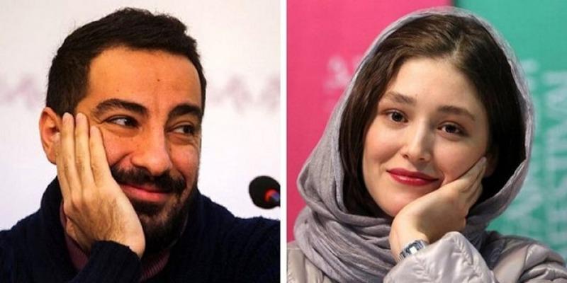 نوید محمدزاده آهنگ عاشقانهای به فرشته حسینی تقدیم کرد