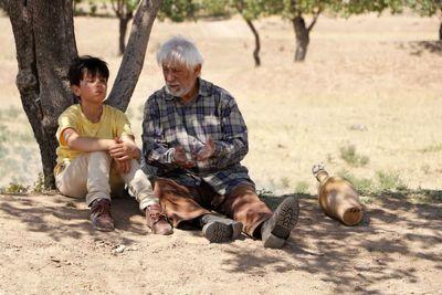 واکاوی اختلافهای سه نسل در تلهفیلم «رگبرگ»