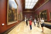 موزه لوور به عنوان محبوب ترین موزه جهان سال گذشته با کاهش 72 درصدی بازدیدکنندگان روبه رو بود