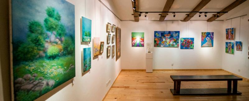 رونق گالریها در هفته سوم دی ماه