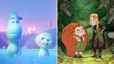 پیروزی دو انیمیشن نامزد اسکار در جوایز آنی ۲۰۲۱ | «روح» هفت جایزه برد