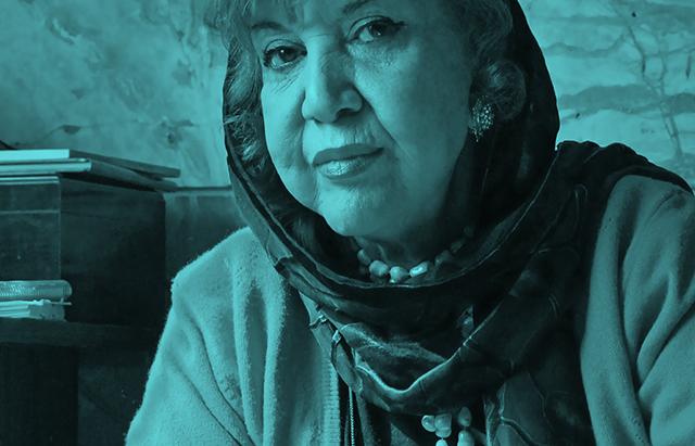 زن شاعر شورشی