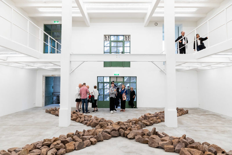 از بازگشایی گالریها و موزهها تا امکان گالری گردی با ربات
