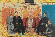نگاهی به برخی از اثار هنرمندان ایرانی در حراج خاورمیانه و مجموعه ساعتچی بونامزلندن
