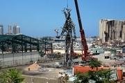 یادبودی برای قربانیان انفجار بزرگ بیروت