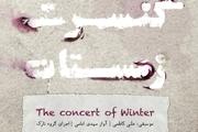 آلبوم موسیقی ایرانی «کنسرت زمستان» منتشر شد