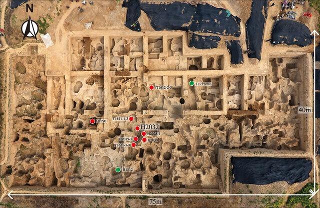 کشف قدیمیترین ضرابخانه سکه در چین