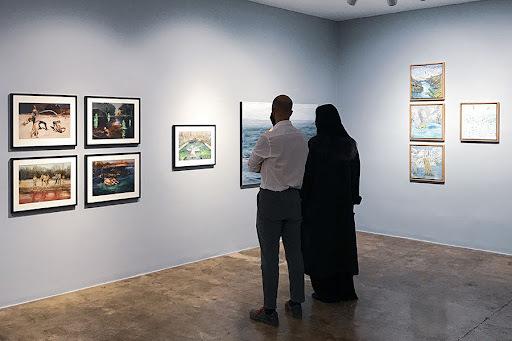 برنامه گالریهای تهران، جمعه ۹ مهر