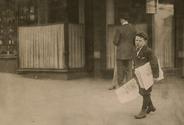 لوئیس هاین و عکسهایی که منجر به اصلاح قانون کار کودکان در امریکا شد