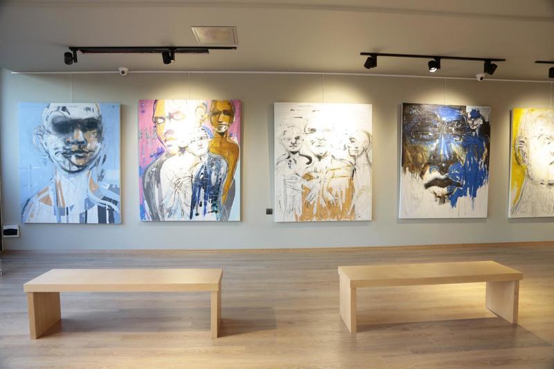 رونق دوبارهی گالریها در روزهای آخر آبان ماه