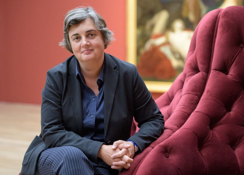 نخستین مدیر زن موزه لوور معرفی شد