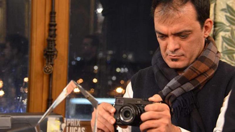 مجید سعیدی عکاس ایرانی با انتشار پستی از ازادیاش خبر داد