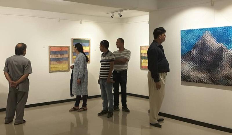 حضور هنرمندان ایرانی در نپال